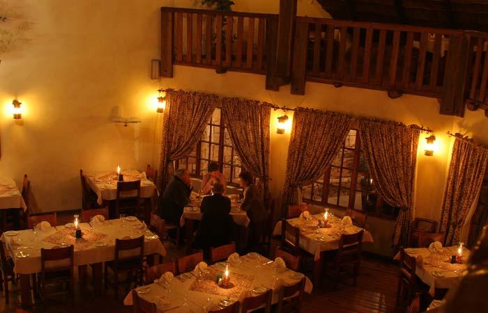 Kalahari Lodge Restaurant
